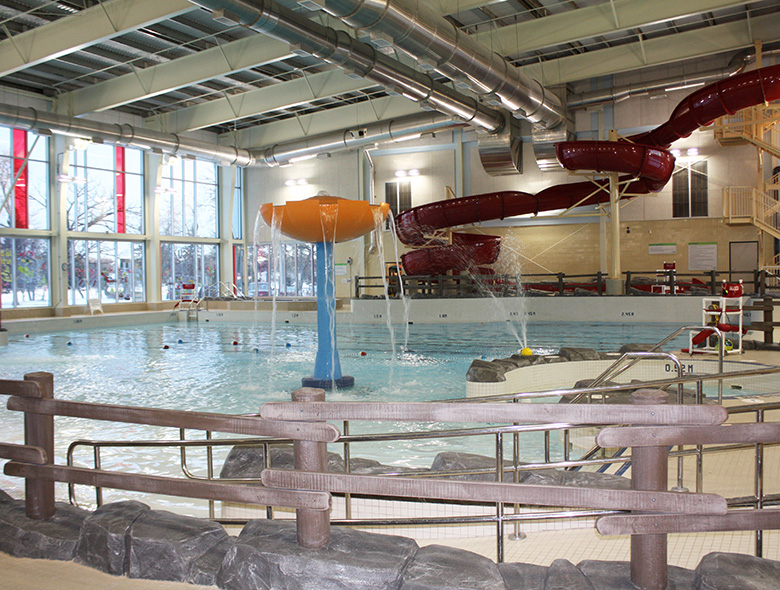 Shindleman Aquatic Centre