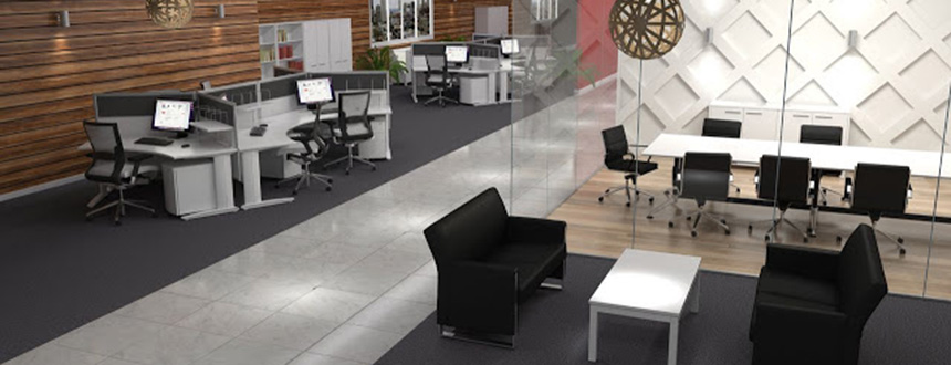 What are the new trends in the office market?