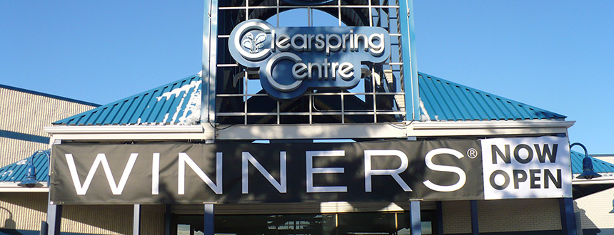 Winners, Clearspring Centre, Steinbach, Manitoba