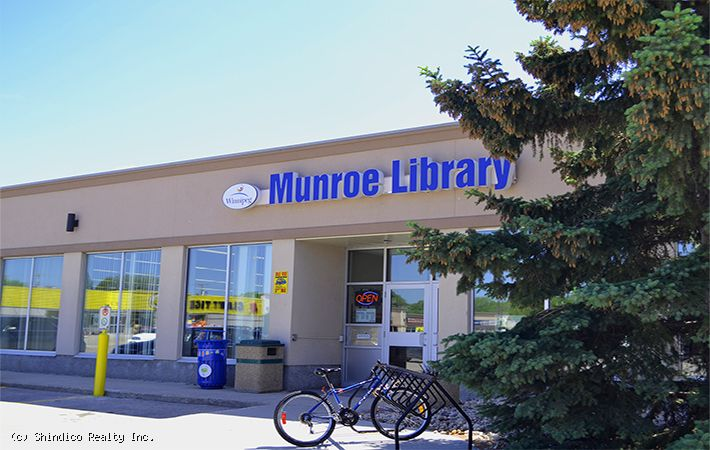Munroe Shopping Centre